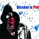 Disesent is Patriotic
